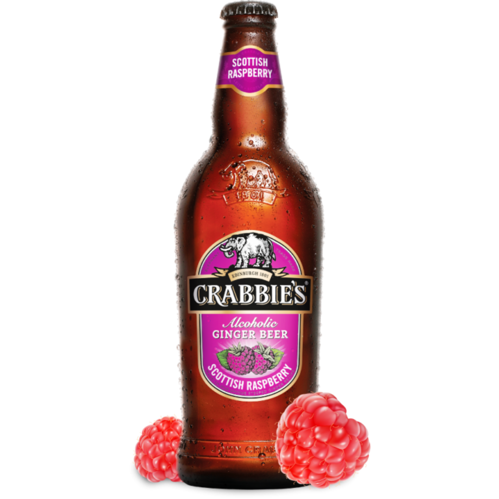 Crabbies Raspberry 0,33L