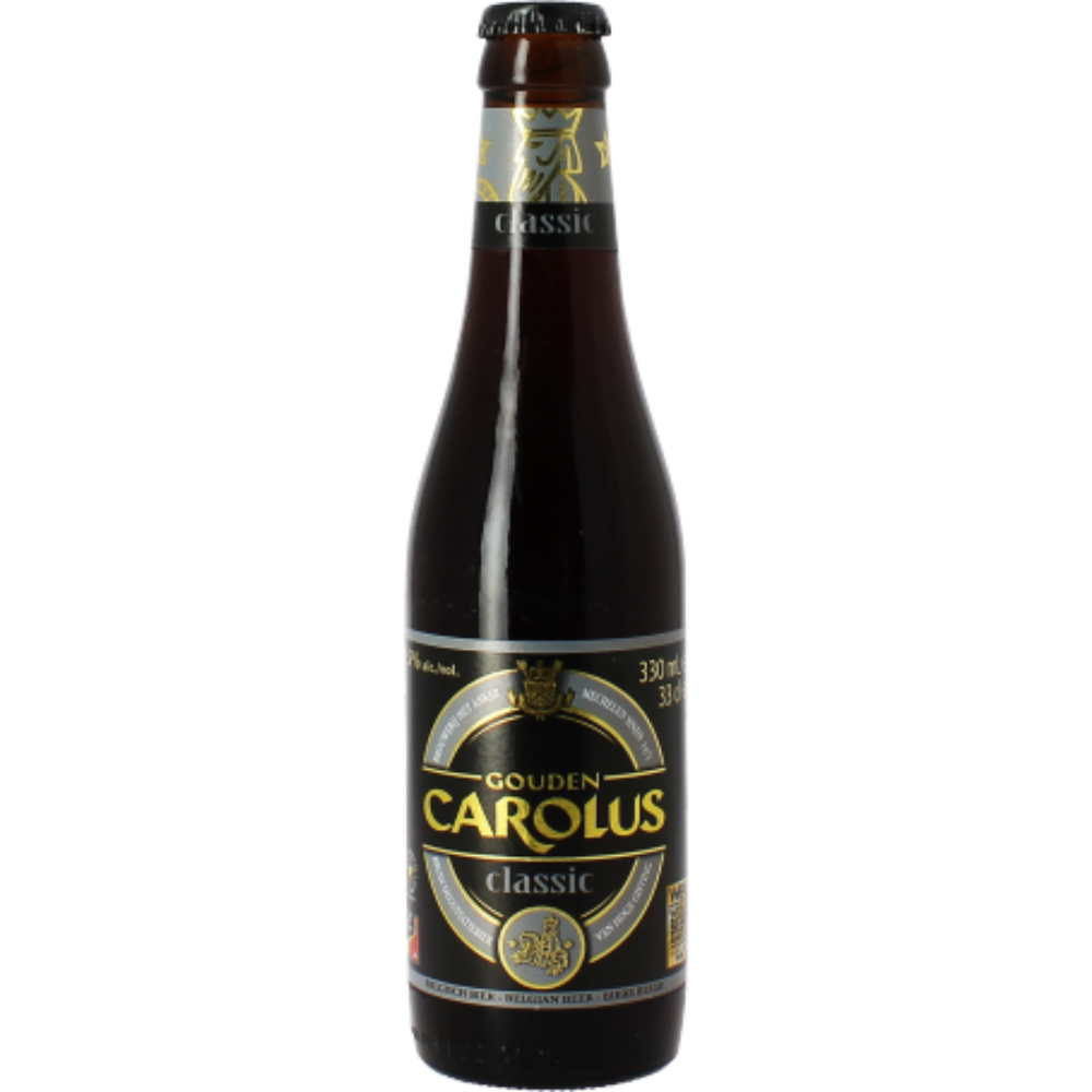 Gouden Carolus - Classic 0,33L
