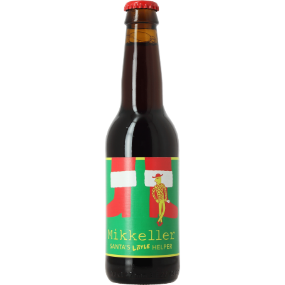 Mikkeller X-MAS: Santa's Little Helper 0,33L