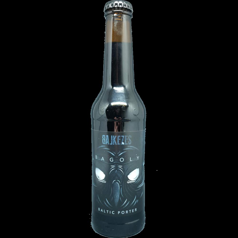 Balkezes - Bagoly Baltic Porter 0,33L
