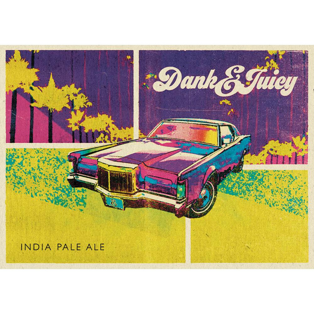 Dry&Bitter Dank & Juicy 0,44L