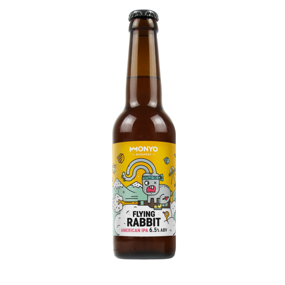 Monyo - Flying Rabbit 0,33L