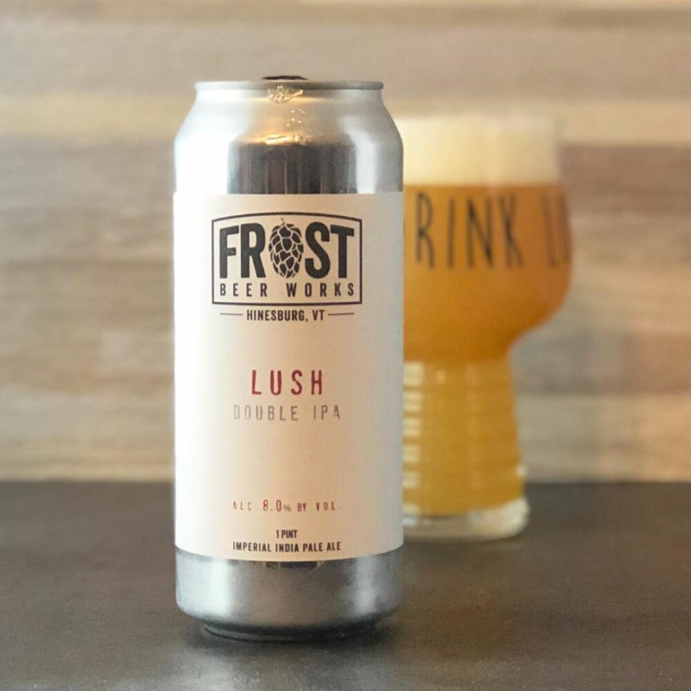 Frost Beer Works Lush Double IPA 0,473L