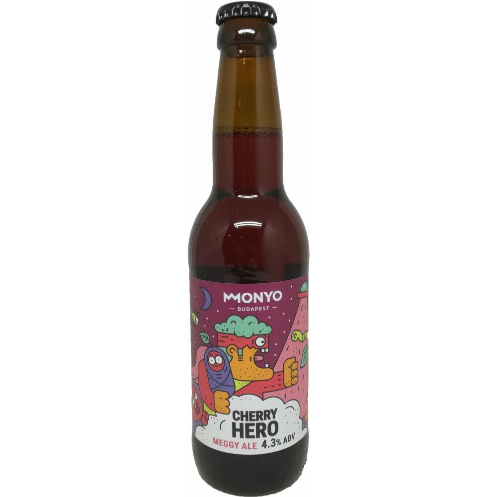Monyo Cherry Hero 0,33L