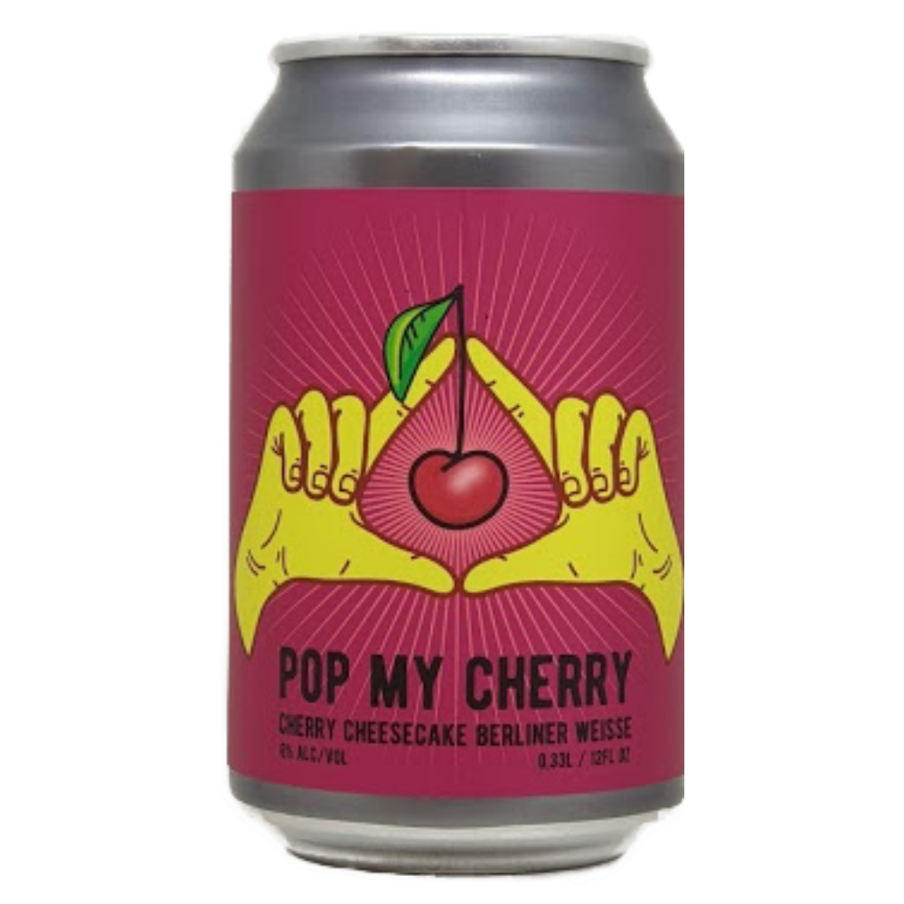 Reketye Pop My Cherry 0,33L
