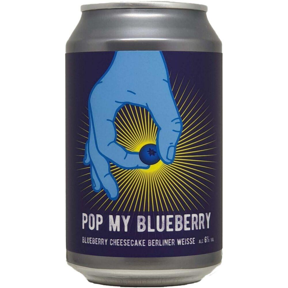Reketye Pop My Blueberry 0,33L