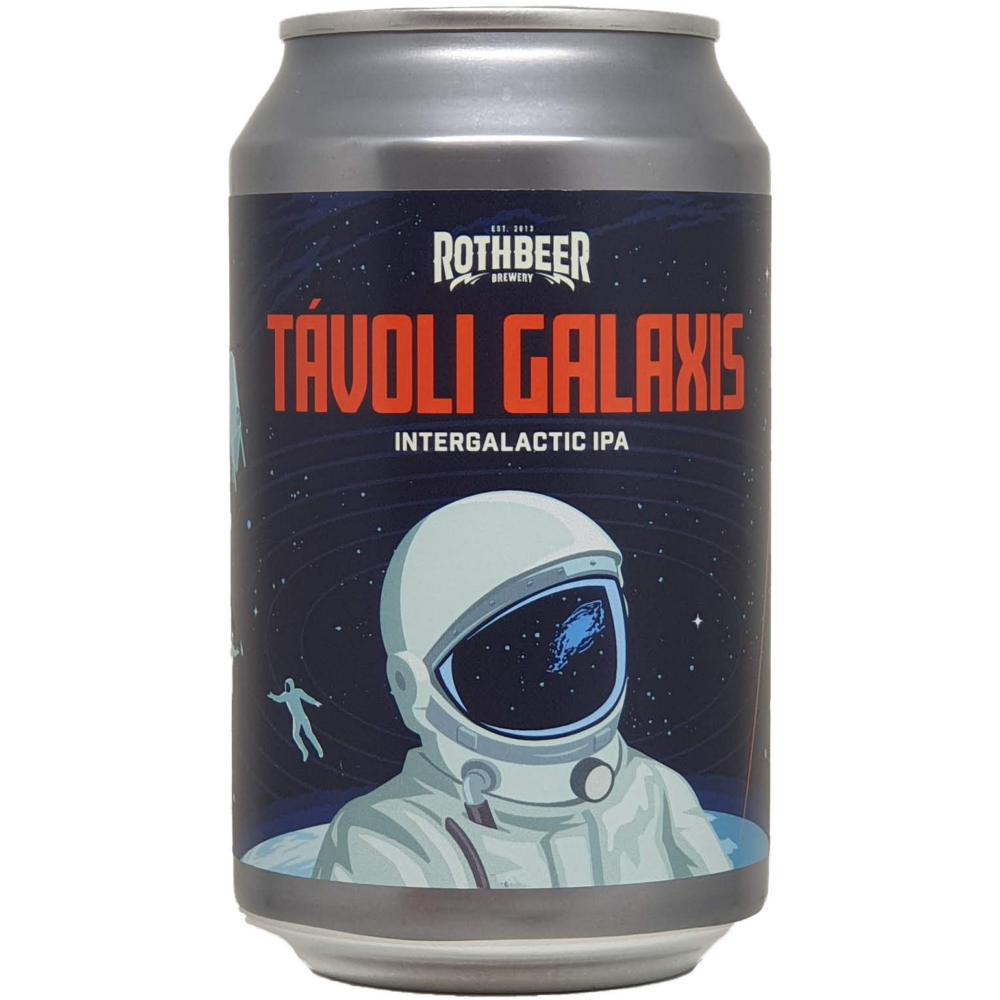 Rothbeer Távoli Galaxis 0,33L