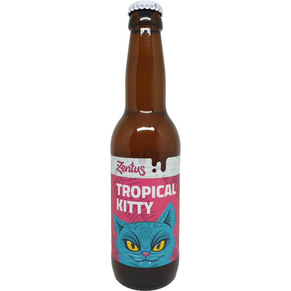Zentus Tropical Kitty 0,33L