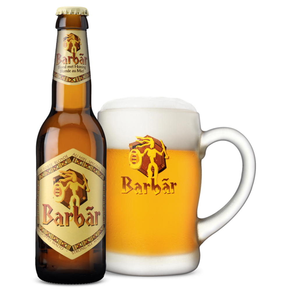 Barbar - Honey 0.33L