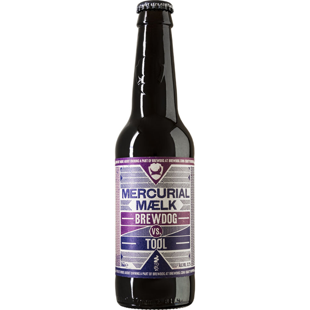 ToOl & Brewdog - Mercurial Maelk 0,33L