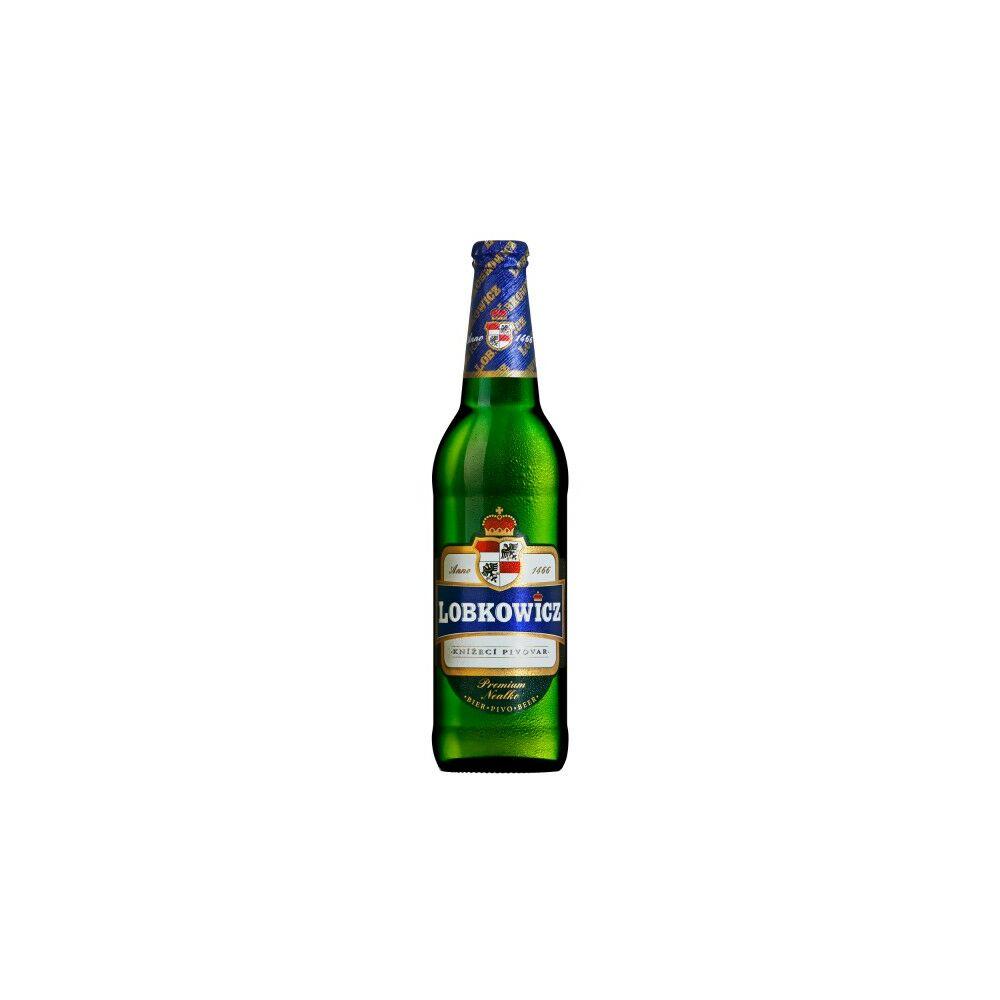 Lobkowicz Alkoholmentes Cseh Láger 0.5L