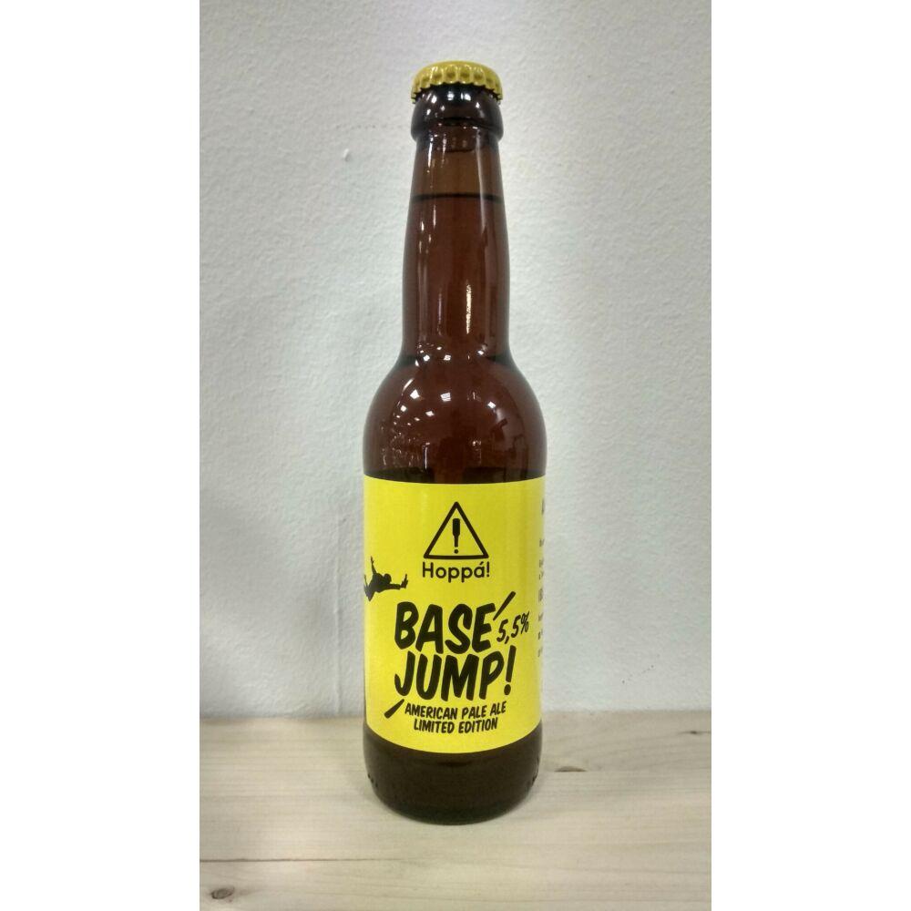 Hoppá! Base Jump APA 0,33l