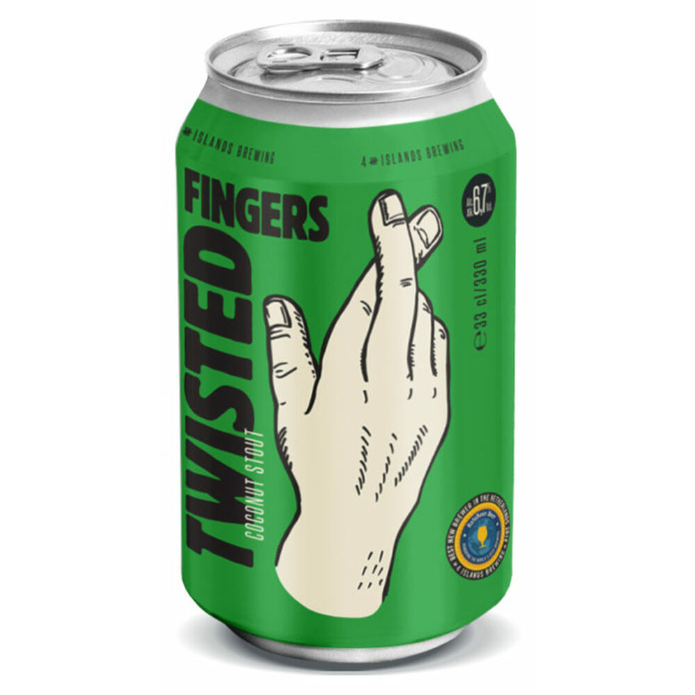 4 Islands Twisted Fingers 0,33L