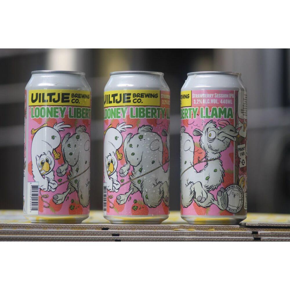 Uiltje Looney Liberty Llama 0,44L