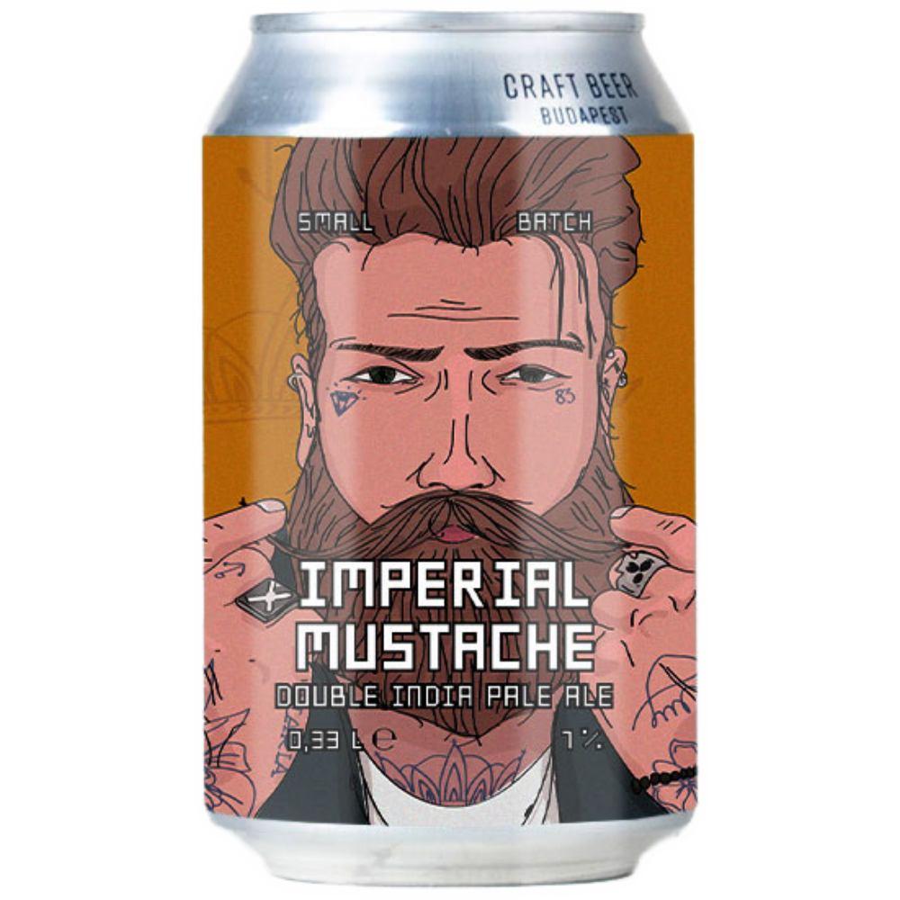 First Imperial Mustache 2019 0,33L
