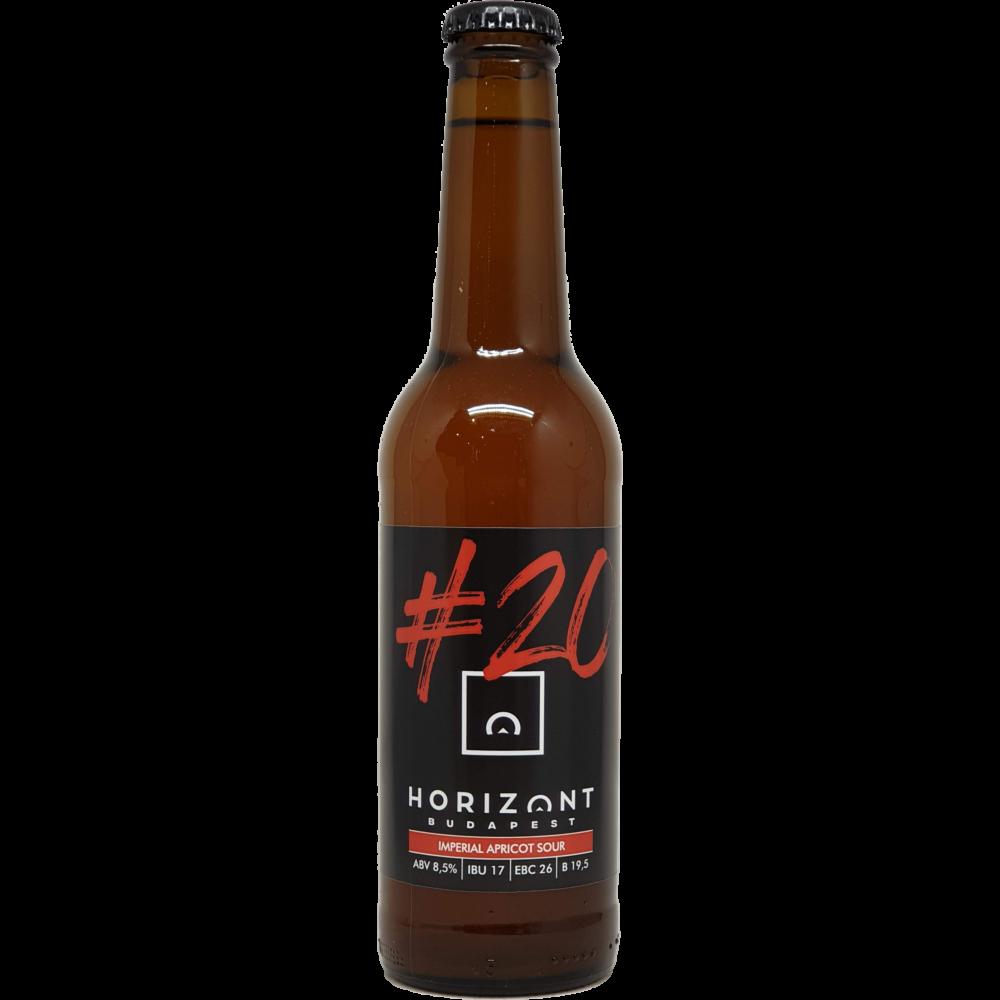 Horizont Pilot Series #20 Imp Apricot Sour 0,33L