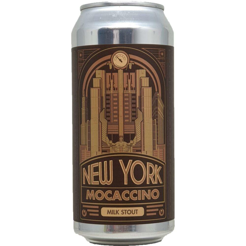 Mad Scientist New York Moccacino 0,44L