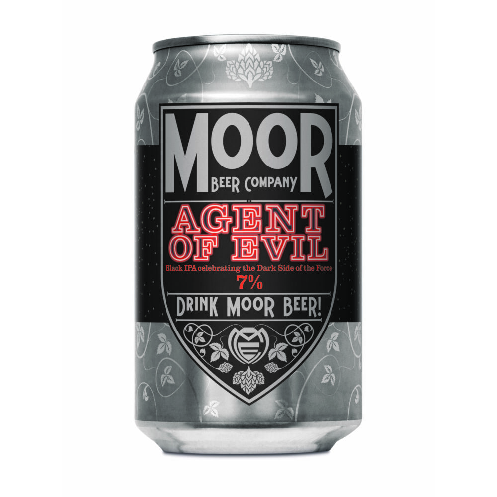 Moor Beer Agent Of Evil 0,33L