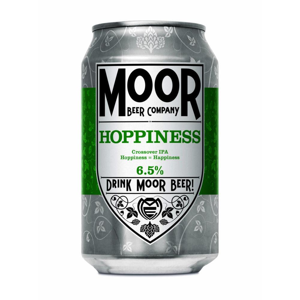 Moor Beer Hoppiness 0,33L