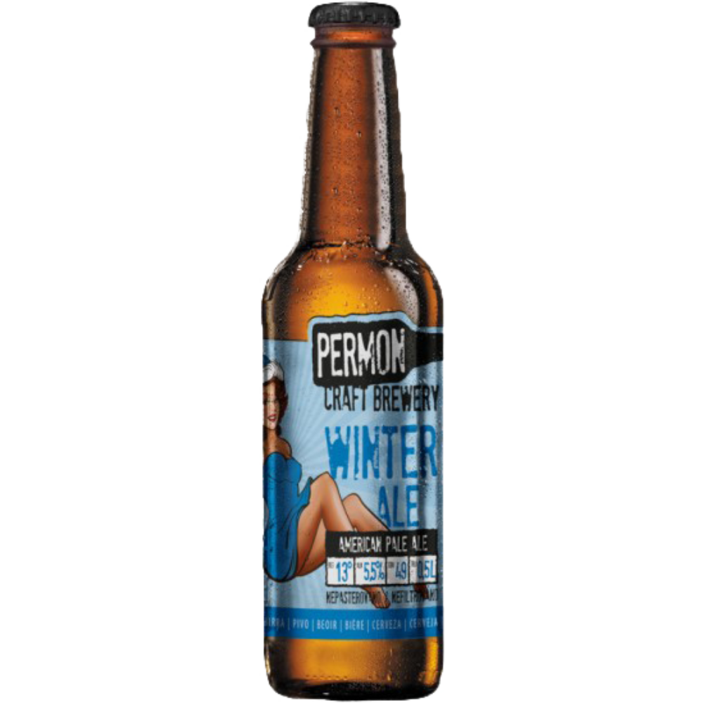 Permon Winter Ale 0,5L