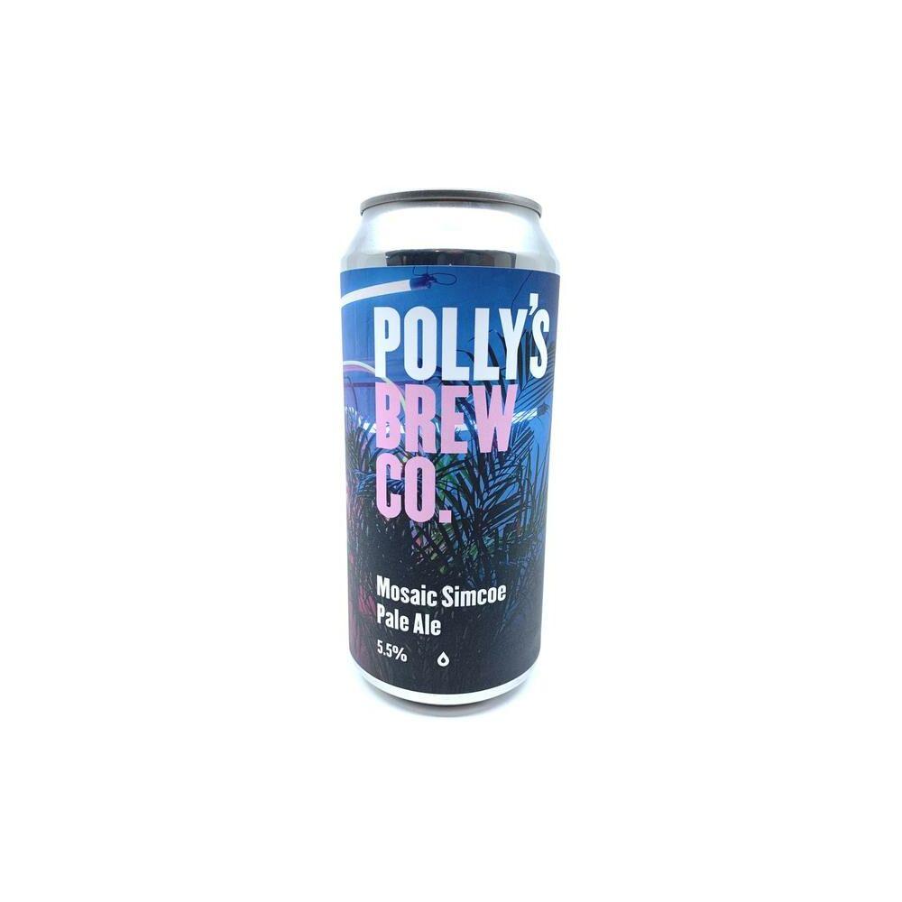 Polly's - Mosaic Simcoe Pale Ale 0,44L