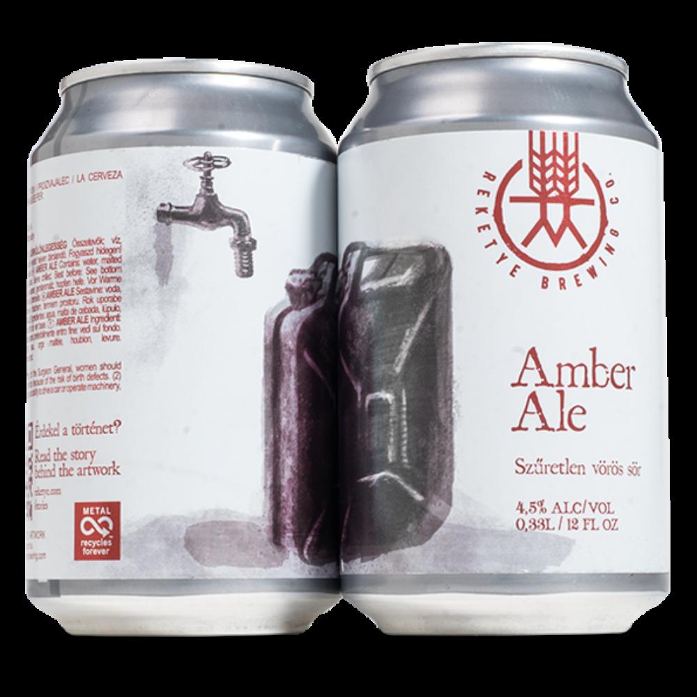 Reketye Amber Ale 0,33L