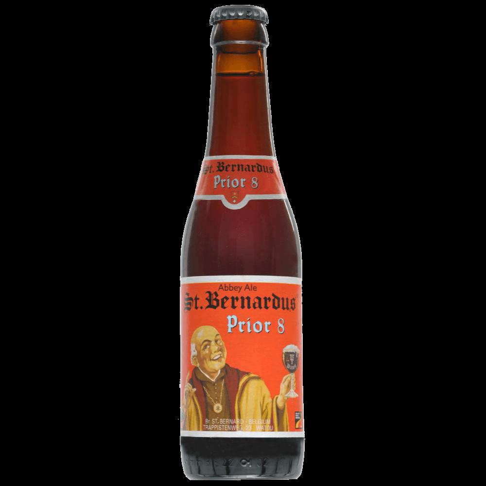 St. Bernardus Prior 8 Apátsági Dubbel 0.33L