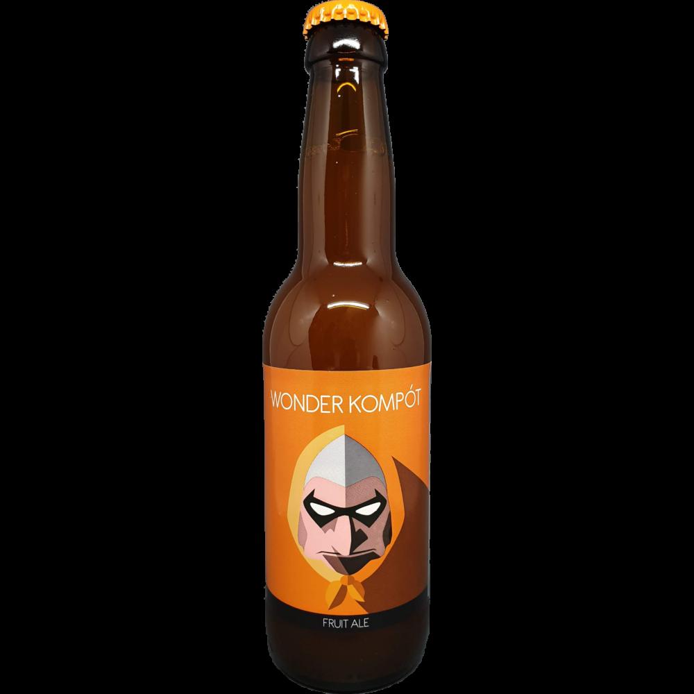 UGAR Brewery Wonder Kompót 2018 0,33L