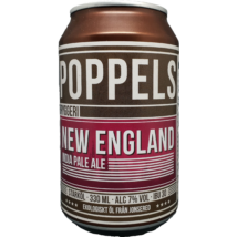 Poppels New England IPA 0,33L