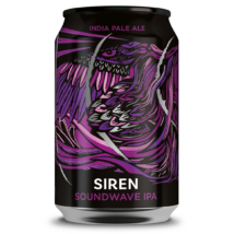 Siren Soundwave 0,33L CAN