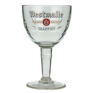 Westmalle Trapist 0,33L-es pohár
