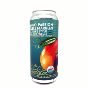 More Brewing Company Mango Passion Double Marbles 0,473L
