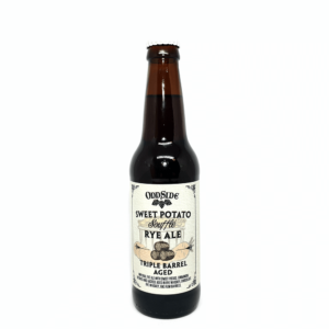 Odd Side Ales Sweet Potato Soufflé - Triple Barrel Aged 0,355L