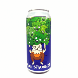 The Brewing Projekt Much Strongest 0,473L