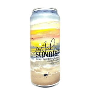 Humble Forager Brewery Coastal Sunrise V4 0,473L