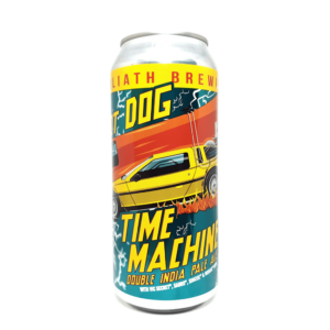 Toppling Goliath Hot Dog Time Machine 0,473L