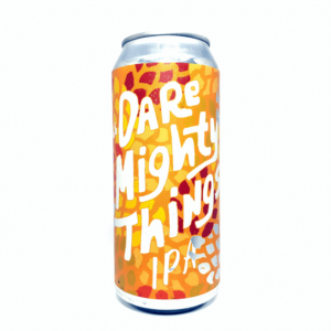 The Brewing Projekt Dare Mighty Things - Citra 0,473L