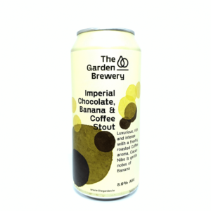 The Garden Brewery Imperial Chocolate-Banana Coffee Stout 0,44L