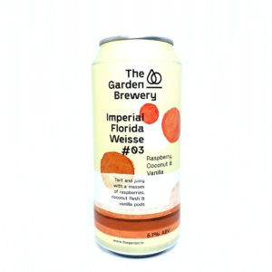 The Garden Brewery Imperial Florida Weisse #03 0,44L