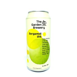 The Garden Brewery Bergamot IPA 0,44L