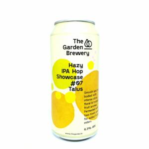 The Garden Brewery Hazy IPA Hop Showcase #07 Talus 0,44L