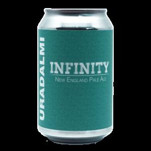 Uradalmi Sörmanufaktúra Infinity 0,33L
