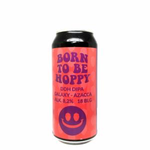 Monkey Browar Born to be Hoppy Galaxy - Azacca 0,44L