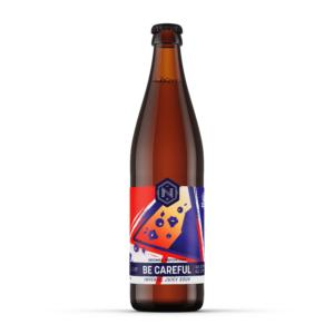 Nepomucen x EEM Bier Be Careful 0,5L