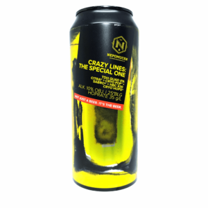 Nepomucen Crazy Lines: The Special One 0,5L