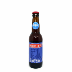One Beer Later Secret Club (Bourbon Barrel) 0,33L