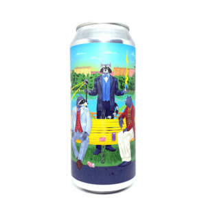 Strange Brewing Pronta Entegra 0,473L