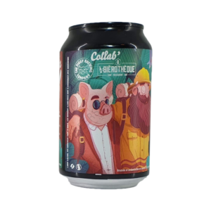The Piggy Brewing Company Jakarta Trip 0,44L