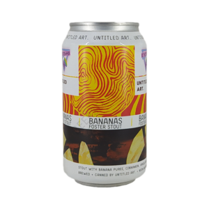 Untitled Art & Neon Raptor Brewing Bananas Foster Stout 0,355L