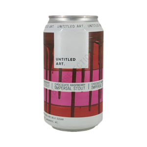 Untitled Art Chocolate Raspberry Imperial Stout 0,355L